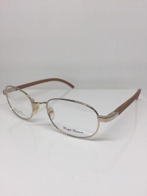 Polo Ralph Lauren Purple Label P 9002 Eyeglasses Frames Gold Plated ...