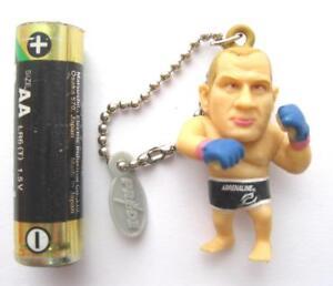 KAZUSHI SAKURABA MACHINE key chain toy Figure UFC PRIDE JAPAN NJPW MMA MASKED