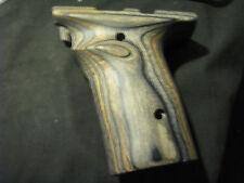 Smith & Wesson 22A 22S Fine Blackwood Slim Target Pistol Grips NO LOGO NEW!