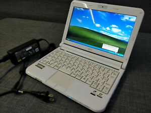 Used-NEC-LaVie-Light-PC-BL350BW6W-Intel-Atom-N470-Netbook-Windows-XP-Laptop-Rare