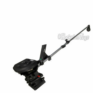 Scotty 1106 depthpower electric downrigger w fishing rod for Electric fishing rod