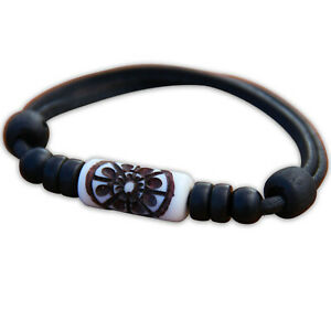 Surferarmband-Lederarmband-Herren-Armband-Damenarmband-Surfschmuck-Armschmuck
