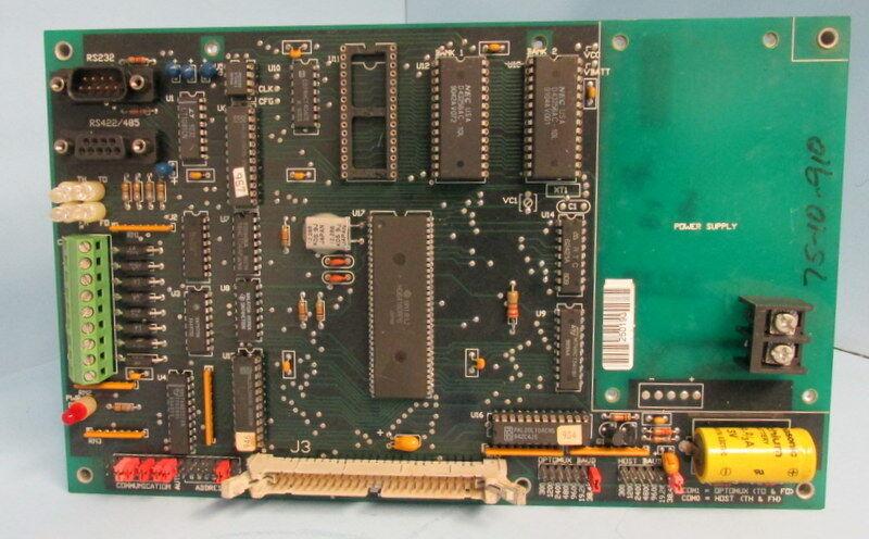 OPTO 22 LC4A CPU SINGLE BOARD CONTROLLER 120VAC PB