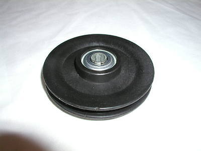 """Used Weider 9940 PN:24 3 1//2/"""" Pulley  FREE SHIPPING US"""