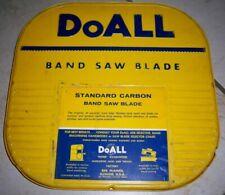 Doall Dart Precision 316 14 Band Saw Blade Model 306 183