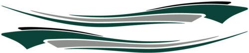 2 RV Car Truck Trailer Side Accent Decals Graphics Stripes Vinyl PB223