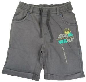 Garcons-Short-Bermuda-Star-Wars-la-Force-soit-avec-vous-Plage-Ete-2-To-8-ans
