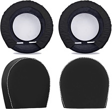 Spare Tire Cover For Trailers Tire Covers 4 Packfour Layers Tire Covers Set Of