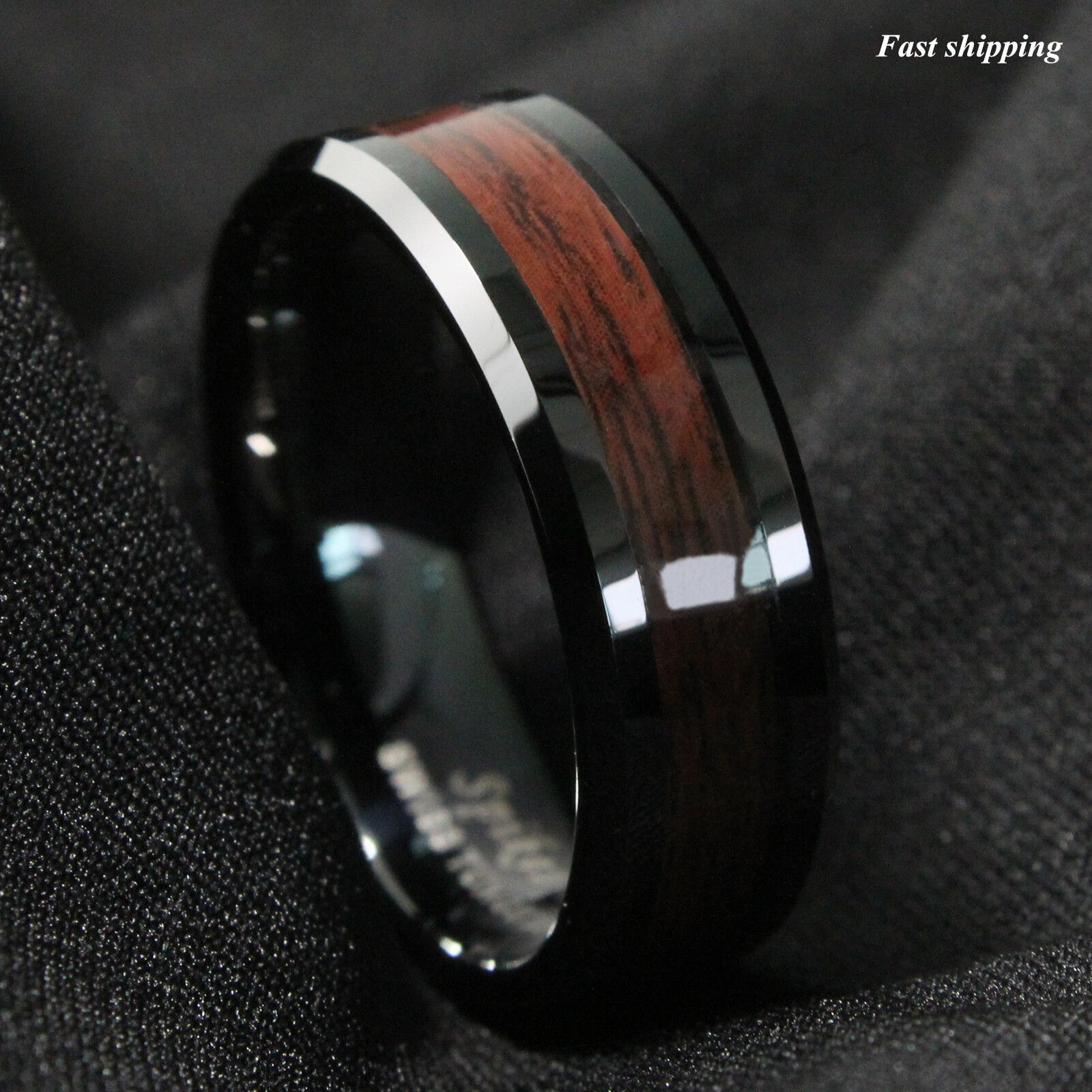 micro band for products tq by padova black mens hammered cobalt men wedding benchmark bands