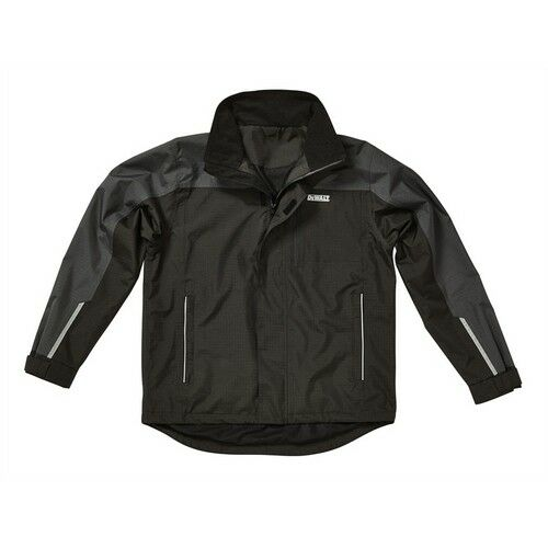 DeWalt STORM XL Storm Grey//Black Waterproof Jacket XL