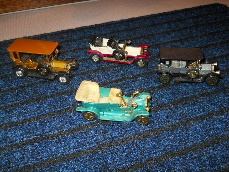 Biler, Forskellige BIL modeller