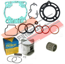 Kawasaki KX100 KX 100 1998 - 2015 Mitaka Top End Rebuild Kit Inc Piston & Gasket