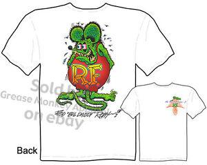 Ed-Roth-Signature-Rat-Fink-T-Shirt-Big-Daddy-Clothing-Tee-Sz-M-L-XL-2XL-3XL