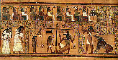 "egypt pharaohs pyramid cleopatrafor glass frame 36/"" x24/"" poster print vintage"
