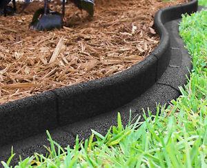 Landscape Edging 6 Pack Tire Lawn Garden Playground