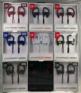 New Powerbeats 3 Wireless Beats By Dr Dre In Ear Headphones Black Gold White Ebay