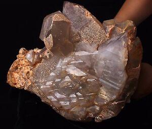 34-276lb-Natural-Skeletal-Amethyst-QUARTZ-Crystal-Cluster-Specimen-Healing