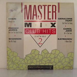 Various-Master-Mix-Club-Hits-Vol-2-Vinyl-12-034-LP-Compilation
