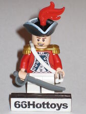 LEGO Pirates of the Caribbean 4193 King George's officer Mini Figure NEW
