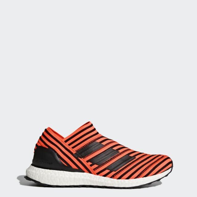 e9fce6f7d Adidas Nemeziz Tango 17+ 360 Ultra Boost Shoes Solar Orange (CG3659) yeezy  Nmd