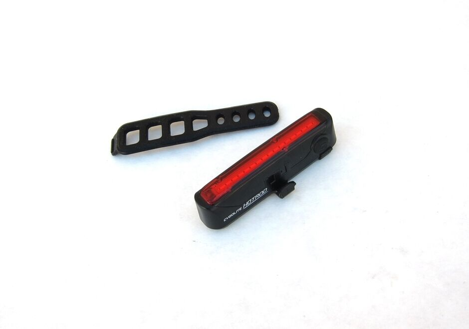 Cygolite Hotrod 6-Mode 50-Lumen  USB Rechargeable LED Bicycle Rear Tail Light  good price