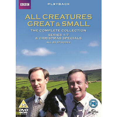 All Creatures Great and Small: Complete Series (Box Set) [DVD]
