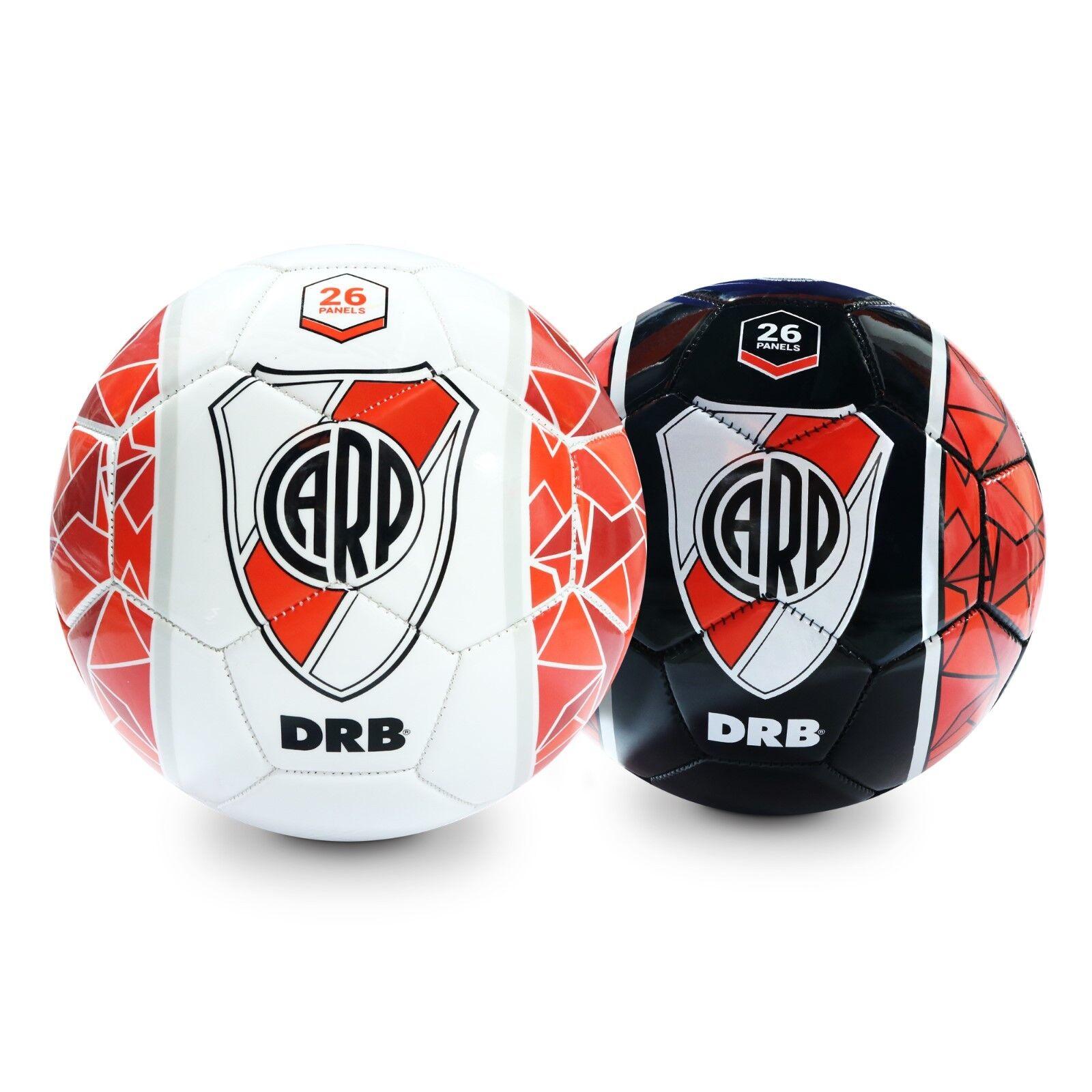 RIVER PLATE Größe   2 - (12 soccer Balls) - Official Licensed Product