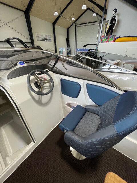 Ny Saver 590 Cabin med 100hk