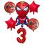 Spiderman-Balloon-Kit-Spider-man-30-039-039-Age-Number-Happy-Birthday-6-Party-Balloons thumbnail 6