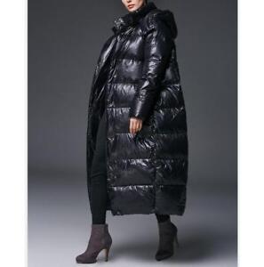 Daunen mantel lang damen