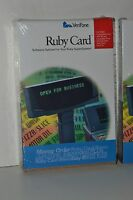 Verifone Ruby Card For Ruby Supersystem P040-07-506 Hpv-20 Workstation