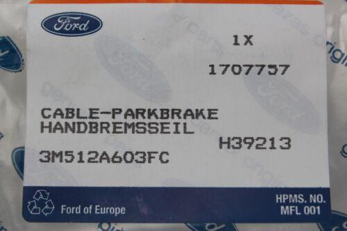 Original Handbremsseil Ford Focus C-Max 1707757