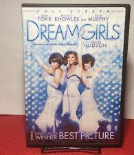 Dreamgirls (DVD, 2007, Full Frame)