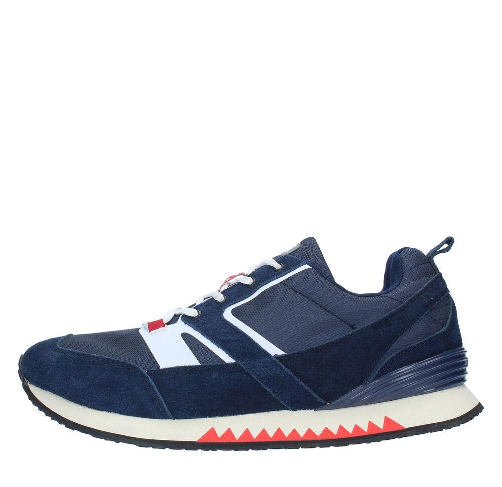 Symbole De La Marque Ani05_strd Scarpe Sneakers Strd By Volta Footwear Uomo Multicolore