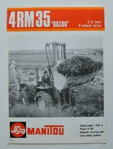 MANITOU-4RM35-Bacou-1970w-dealer-brochure-catalog-English
