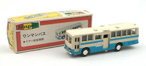 Diapet-Yonezawa-Toys-Japan-One-Man-Bus-No-11-0110-MIB