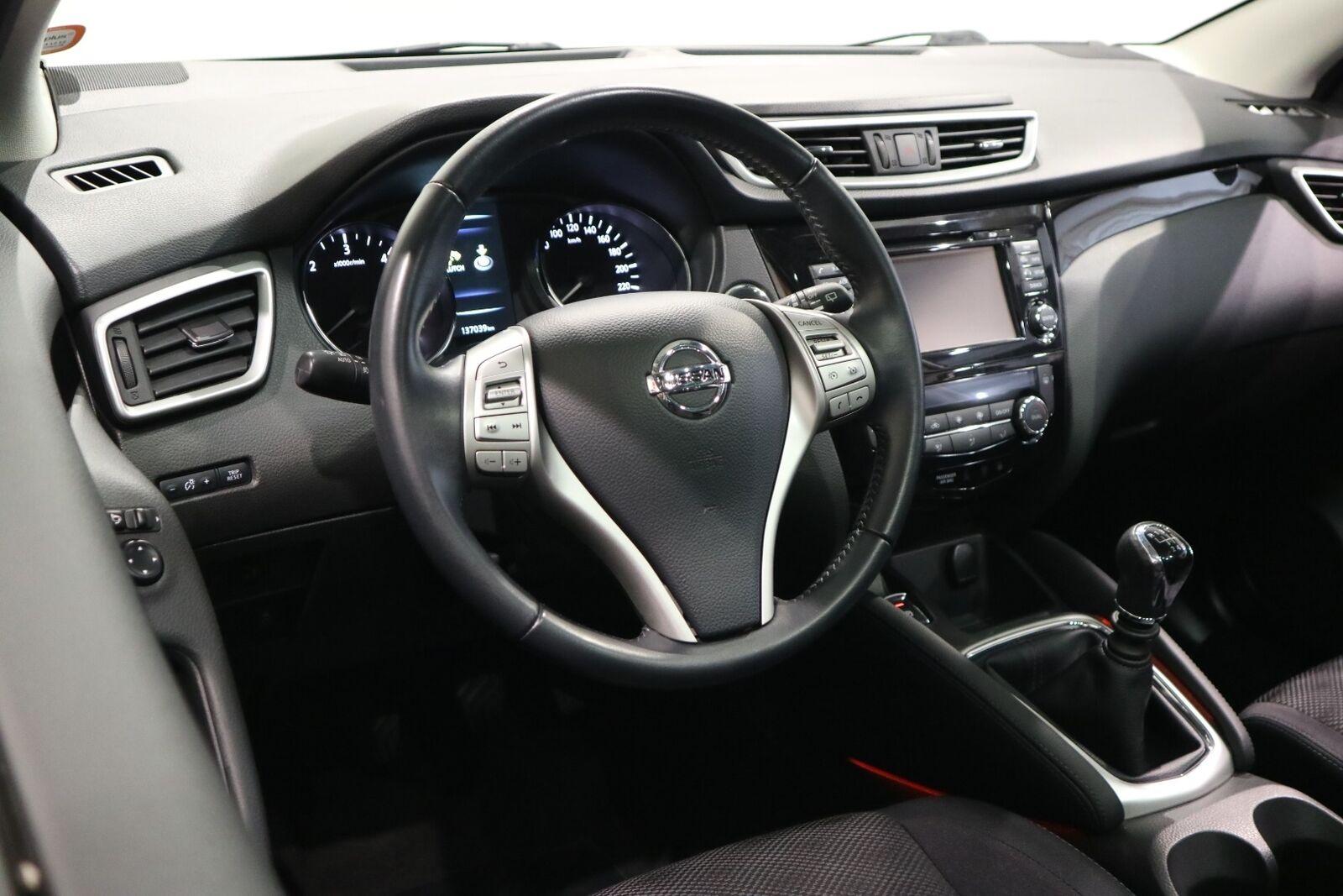 Nissan Qashqai 1,5 dCi 110 N-Connecta - billede 10