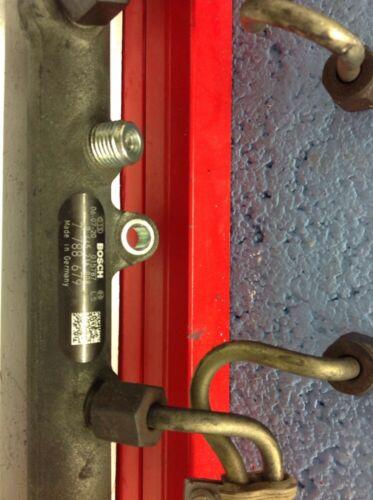 BMW E60 E61 E90 E91 E92 2.5 d m57n Diesel rail régulateur de pression accumulateur