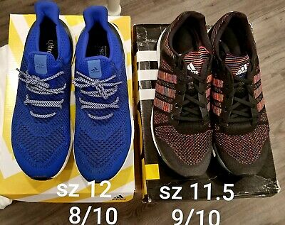 Adidas ultra boost 1.0 Royal Blue 12 free adizero prime | eBay