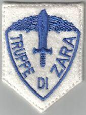[Militaria] Scudetto Truppe di Zara REI