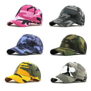 fc7bd60382c Men s Women Baseball Cap Snapback Hat Hip-Hop Adjustable Outdoor ...