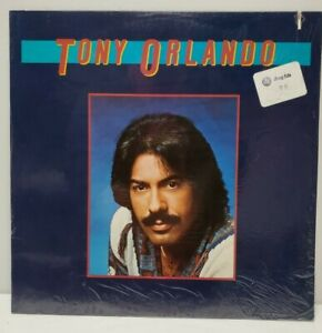 NEW SEALED Tony Orlando Self Titled Self-Titled LP Vinyl 1978 - Unopened