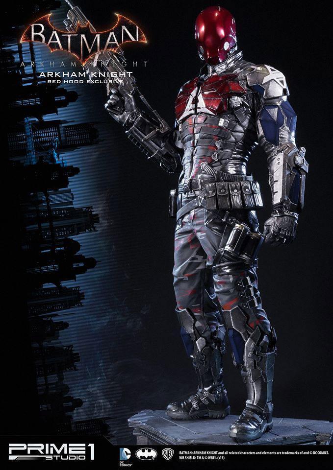 Prime1 studio batman arkham knight 1   3 statuen batman exklusiven 85 cm