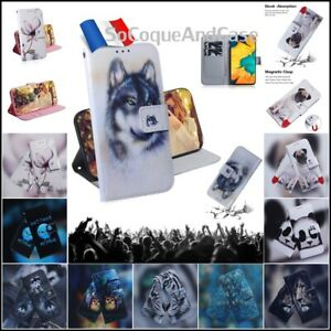 Etui-housse-coque-Cuir-PU-Leather-Stand-Wallet-Case-Cover-Huawei-Collection-Film