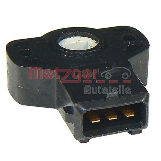 Metzger Drosselklappen Sensor Saugohr Drosselklappenpoti Ford Land Rover MG