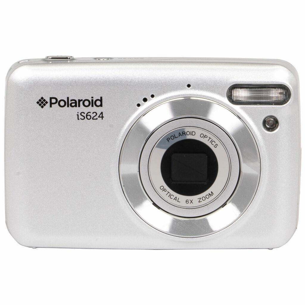 Vivitar Polaroid IS624 16MP Digital Camera with 6x Optical Zoom - Silver   Ebay