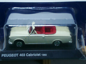 Voiture-1-43e-NOREV-PEUGEOT-403-Cabriolet-decapotable-du-Lieutenant-Columbo