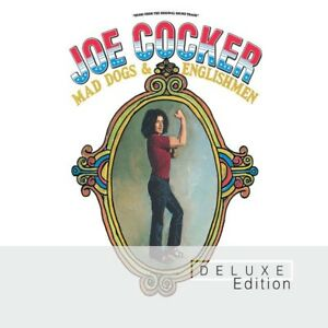 Joe-Cocker-Mad-Dogs-amp-Englaender-Deluxe-Edition-2-CD-NEU