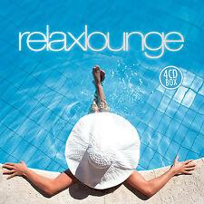 CD Relax Lounge von Various Artists 4CDs