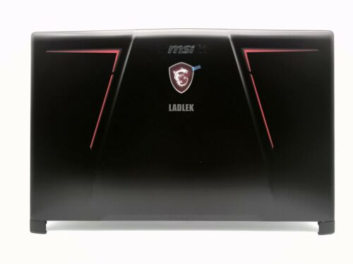New Lcd back cover for MSI GE73VR 7RE Raider//GE73VR 7RF Raider Lid cover